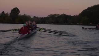 Boston College Women's Rowing - Fall 2016