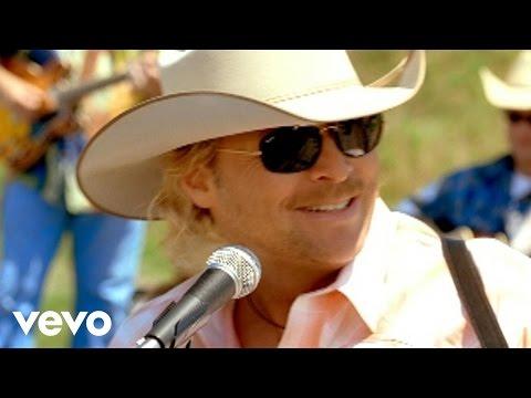 Alan Jackson Good Time Official Music Video