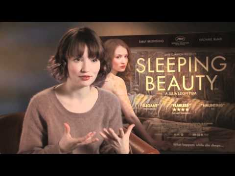 Emily Browning, the Sleeping Beauty