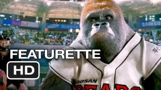 Mr. Go 3D Featurette (2013) - Korean Baseball Gorilla Movie HD