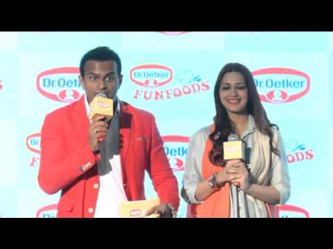 FUNFOODS MASTERCLASS WITH CELEBRITY MOM 'SONALI BENDRE