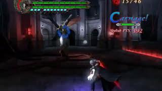 Devil May Cry 4 - Boss Battle 6 Angelo Agnus - Nero
