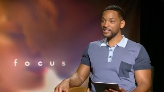 Focus - Will Smith and Margot Robbie Fan Questions