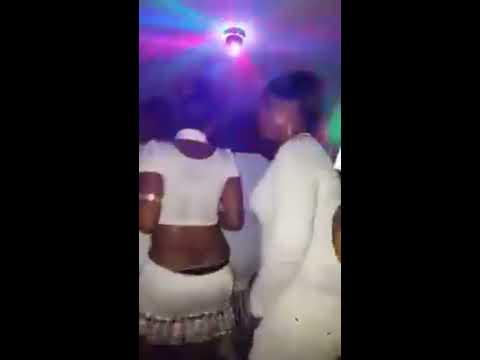 Naija Babes Party Hard in Night Club