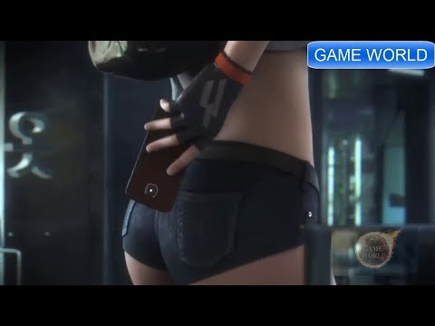 Xxx Mp4 Super Hot Sexy Game Cinematic Trailer Of All Time Series 1 Hota Diva Edition Badass Girl Gamer 3gp Sex