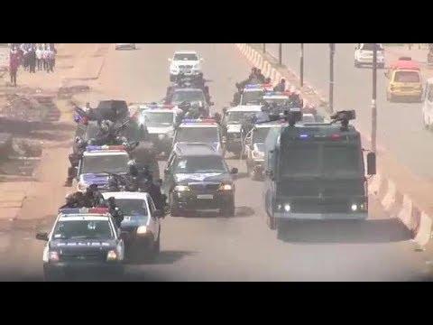 Incident ARRIVEE DE Fayulu à Lubumbashi on compte des morts et plusieurs blessés