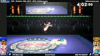 HTL - FS NAKAT vs FS Nairo - Grand Finals - Smash 3DS