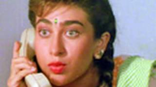 Karisma Kapoor delivers a wrong dialogue - Sapne Saajan Ke