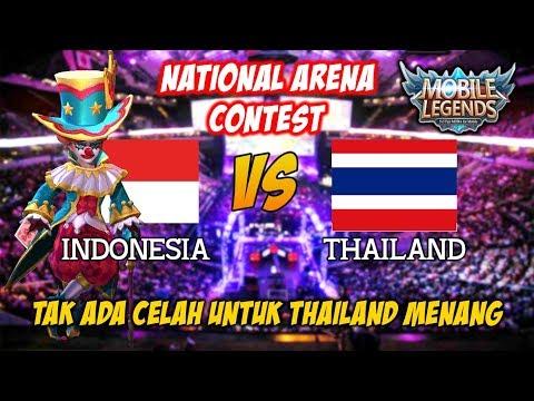 Xxx Mp4 MANTAP Top Player Indo Tak Beri Celah Untuk Thai Menang Indonesia Vs Thailand National Arena Contest 3gp Sex