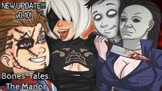 Bones' Tales: The Manor[v0.10]☚NEW UPDATE(#2)☛Встреча с обликом Doyle!