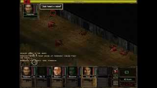 jagged alliance 2 - encounter with mike (part 1)