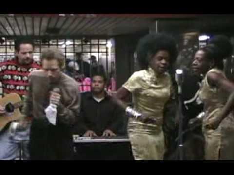 Lawrence Rush & Ebony / Motown & Classic Rock / 1 min.