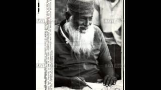 Maulana Abdul Hamid Khan Bhashani addresses about 1970s election on National issues Part-1.wmv