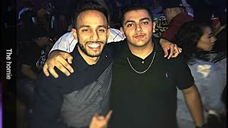 LA PRIVATE PARTY WITH @anwar