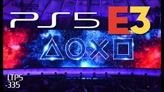 Sony skipping E3 2019! Square Enix PS5 Exclusive. PS5 Controller Touchscreen?! - [LTPS #335]