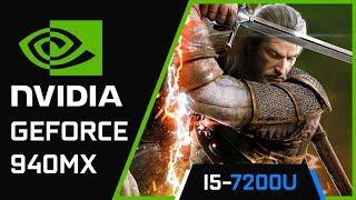 Soulcalibur VI | Nvidia Geforce 940MX | i5 7200U