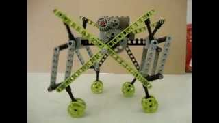 Lego Strandbeest walker no batteries