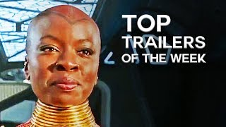 Best Movie Trailers of the Week (October 21, 2017)