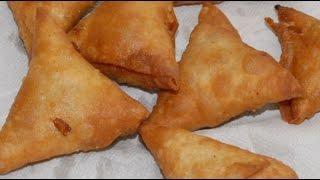 Irani Pyaz Ka Samosa - In Hindi
