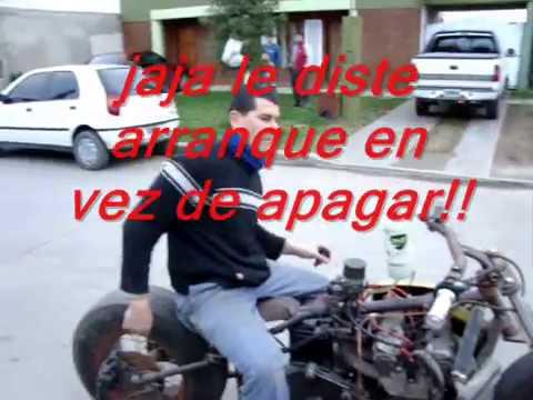 Fiat 125 moto 2