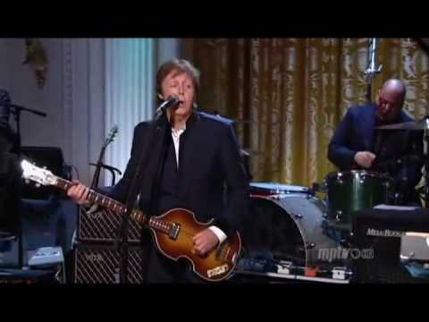 Xxx Mp4 Paul McCartney And Stevie Wonder Ebony And Ivory Live At The White House 2010 3gp Sex