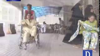 Madadgar service launched in Abbasi Shaheed hospital