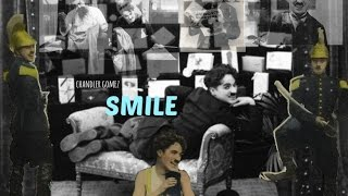 SMILE - Charlie Chaplin (Glee)