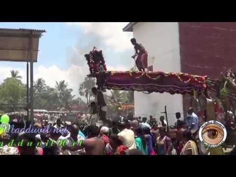 jaffna Madduvil panriththalachchi amman kovil  Thukku kavady 2015
