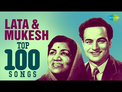 Xxx Mp4 100 Songs Of Lata Amp Mukesh लता मंगेशकर Amp मुकेश के 100 गाने HD Songs One Stop Jukebox 3gp Sex