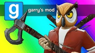 Gmod Axe Roulette! (Garry