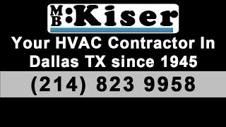 Heating and Air Conditioning Repair Services in Dallas TX