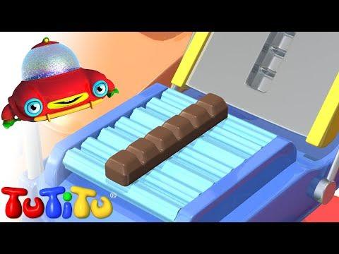 TuTiTu Toys Chocolate