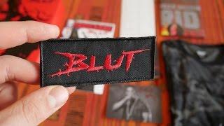 FARID BANG - BLUT (Ltd. Fan Edition) UNBOXING