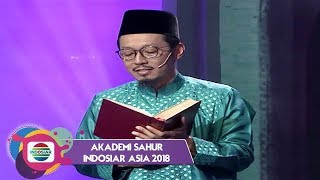 Mari Kita Mengenal Allah, dan Mengenal Rasulnya - Anas Malek, Singapore | Aksi Asia 2018