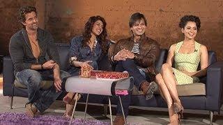Krrish 3 Stars Hrithik Roshan, Priyanka Chopra ,Vivek & Kangana gears for a big Diwali release