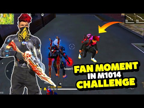 New M1014 Challenge Funniest Fan Moment Desi Gamers