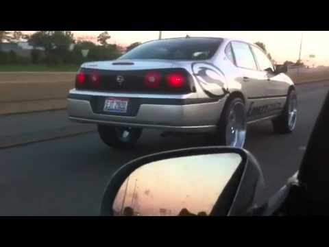 Mike 2005 Impala on 26s Freeway Ridin