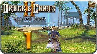 Let's Play [Android] Order & Chaos 2: Redemption Part 1: Das Abenteuer beginnt..