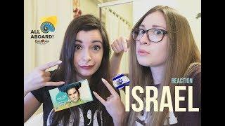 Netta - TOY   Eurovision 2018 Israel   Reaction