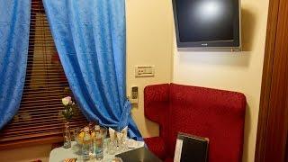 1st class train, Russia