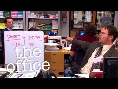 Xxx Mp4 Dwight Vs The Machine The Office US 3gp Sex