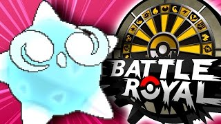 THIS ROCKS! (not really lol) (ROULETTE BATTLE ROYAL)