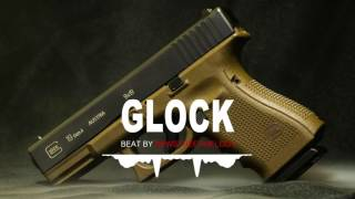 'GLOCK' Hard Trap Beat Instrumental   Dark Rap Hip Hop Beat   Newstreetmelody Beats