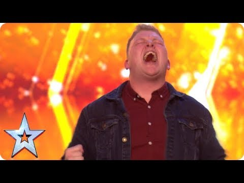 Xxx Mp4 Gruffydd Wows With OUT OF THIS WORLD Vocals And Bags A GOLDEN BUZZER Auditions BGT 2018 3gp Sex