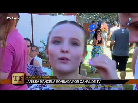 Xxx Mp4 Larissa Manoela Admite Ter Sido Sondada Por Outra Emissora Mas Garante Fica No SBT Até 2020 3gp Sex