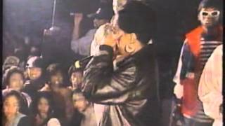 The Fugees live- Brooklyn, NYC 1995; Wyclef battles Lauryn