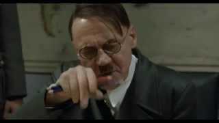 La Caduta Hitler - Scena originale - ITA