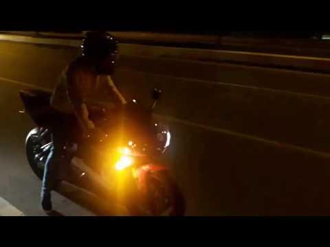 Yamaha r6 aragaz redline