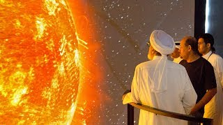 ASTRONOMY CENTER MAKKAH FILM - A JOURNEY TO THE STARS - Trailer