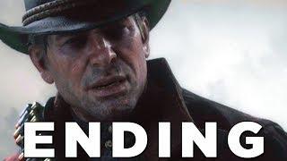 RED DEAD REDEMPTION 2 ENDING / EPILOGUE INTRO - Walkthrough Gameplay Part 64 (RDR2)